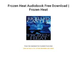 frozen font free download frozen heat audiobook free download frozen heat