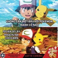 Lotte Cinema - Sống lại tuổi thơ cùng với Pokemon Movie 20...