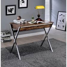 desk office furniture corner desk narrow writing desk with drawers small office desk with drawers