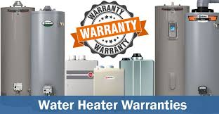 Water Heater Warranties With 2019 Comparison Chart