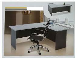 Image Computer Desk Lelongmy Office Table Oj1815l Shaped Desk Furnitures Klang Valley Selangor