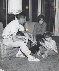 richard meeker jr.  Richard Mary Tyler Moore Photo  With Grant Tinker And Son Richard  Meeker Jr With E