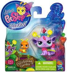Littlest Pet Shop Light Up Dragonfly Littlest Pet Shop Fairies Glistening Garden Daisy Fairy Ant