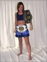 Ax Muay Thai / Kickboxing Forum - Hillary Mack World Title Fight