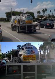 Toilet Pumper Toilet Pumper Truck Picture Ebaums World