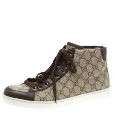 leather trim high top sneaker size 43 nextprev prevnext