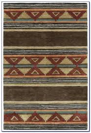 area western rugs for cowboy living room furniture style and decor country southwestern