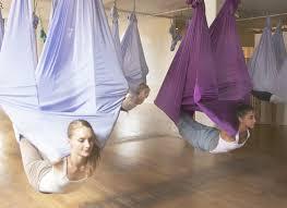 antigravity aerial yoga teacher