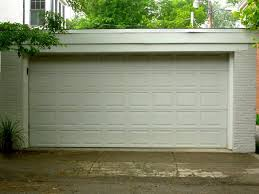 image of large garage door strut