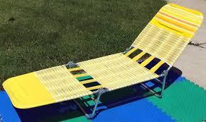 folding chaise lounge. VINTAGE 80\u0027s VINYL CUSHION TUBE WEB ADJUSTIBLE FOLDING CHAISE LOUNGE LAWN CHAIR # Folding Chaise Lounge B
