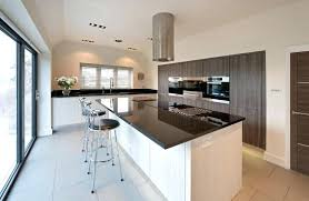 kitchens with white cabinets and granite countertops this minimalist kitchen is a lovely balance of light
