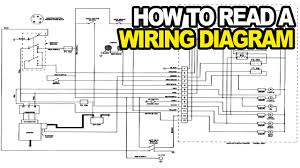how to read an electrical wiring diagram youtube home electrical panel wiring diagram Home Electrical Panel Wiring Diagram #47