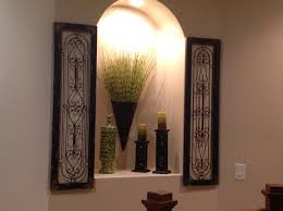 wall niche lighting. How To Decorate Wall CutOuts Niche Lighting I