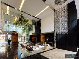 The Sunlit Double Lobby of the Luxury Hyde Apartment Building in Sydney,  Australia | Commercial Spaces | Pinterest | Lobbies, Building and Apartments