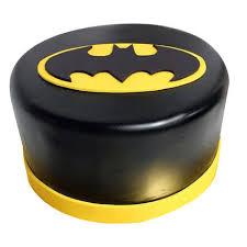 shining batman cream cake send gifts to mysore