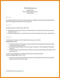5 Example Resume For No Experience Martini Pink