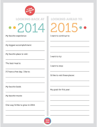 Make New Year's Resolutions With Your Children This Year! | 30 ...