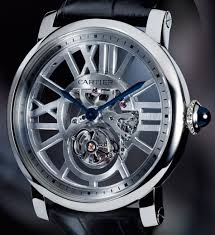 1000 ideas about skeleton watches nice watches rotonde de cartier flying tourbillon skeleton watch