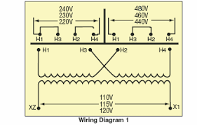 transformer wiring diagram transformer wiring diagrams online transformer wiring diagram
