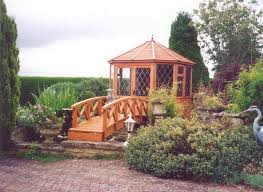 garden bridges. Delighful Bridges Wooden Bridge Garden Bridges UK Inside Bridges D