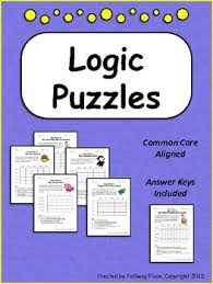 Presidents      Day Logic Puzzles   Critical Thinking Skills