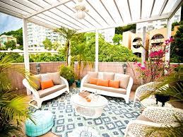 Moroccan Outdoor Furniture Unique Garden Design Ideas  Patio I