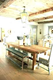bench style dining room tables kitchen picnic