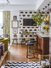 chic and efficient elegant restaurant kitchen wallpaper