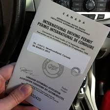 An How Drivers International License guide In Canada Get To RZnqrRg