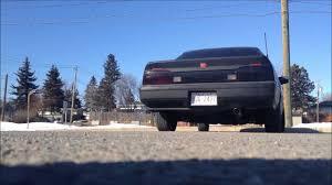 1989 Honda Prelude Si Straight Pipe Exhaust - YouTube
