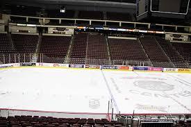 Seating Chart Hershey Bears Hockey