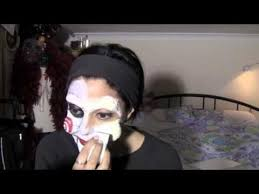 jigsaw puppet billy saw easy makeup tutorial you more