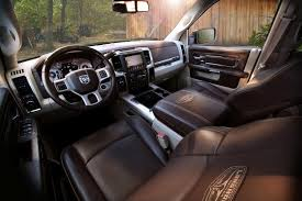 2018 dodge longhorn 3500. perfect 2018 ram the southwestern theme is reflected in the saddlelike black and  brown leather upholstery with in 2018 dodge longhorn 3500