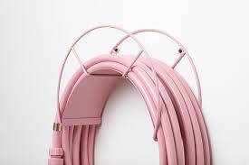 pink garden hose kit premium outdoor