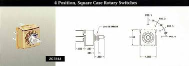 indak switch wiring diagram indak wiring diagrams online indak switches 4 position square case rotary switches indak