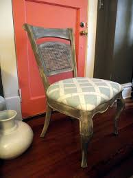 Dining Room Chair Reupholstery Pinterest Challenge Reupholstered Parsons Chair 2 Banquettes Diy