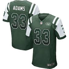 Nfl Men's 33 Fashion Nike New Green York Drift Jersey Elite Jamal Home Jets Adams|Packers Lose To Each Seahawks And Harm Bug