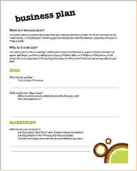 simple business model template 6 simple business plan template procedure template sample