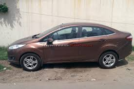new car launches this year2015 Ford Fiesta Powershift launch expected DCT auto spied