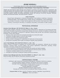 Property Management Resume Samples Assistant Project Manager Resume Sample Popular Property Manager