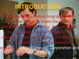 pirates of the silicon valley bill gates v s steve jobs