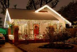 outdoor holiday lighting ideas architecture. Outdoor-Christmas-Lighting-Decorations-1 Outdoor Holiday Lighting Ideas Architecture