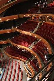 Ellie Caulkins Opera House Looking Down From The Next To T
