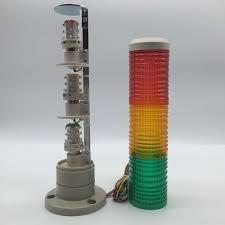1 layer warning lamp traffic led tower warning light indicator light pilot lamp emergency light