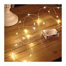 Buy Decorative Led String Light 100 Leds Warm White Light With