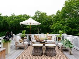 outdoor deck furniture ideas. Deck - Beach Style Deck Idea In New York Outdoor Furniture Ideas A