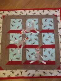 Sock Monkey Quilt and Pillow Set | Sewing | Pinterest | Monkey ... & Sock Monkey quilt! Adamdwight.com