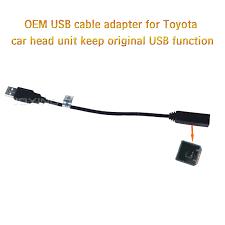joying harness new joying aftermarket oem facotry usb antenna adapter for toyota car audio head unit