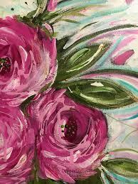 Pingl Par Lina Maya Sur Cuadros Pinterest Peinture Rose