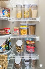 oxo pop canisters pantry organization and storage ideas
